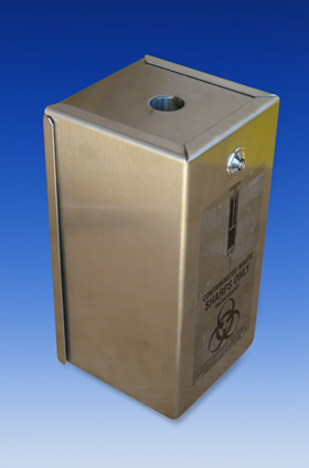 Stainless Steel Security Safe 1 4 1 8 Litre All