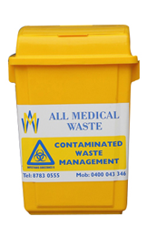 36 Litre Clinical Waste Bin